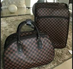 Kit malas louis vuitton 239 reais