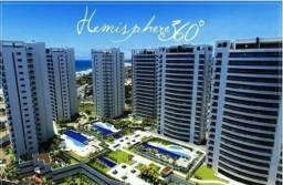 Apartamento 4 quartos, condomínio Hemisphere Norte - Patamares