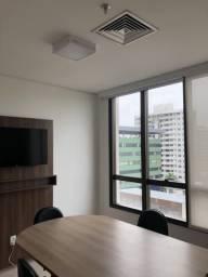The Office, 40m, sala comercial, climatizada e com modulados