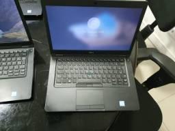 Notebook Dell Latitude 5480 i5 7geração 8gb SSD m2 **