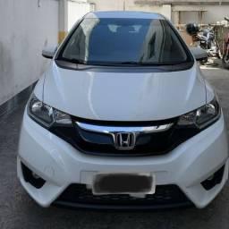 Honda fit EXL 2016 - 2015