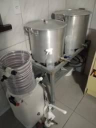 Kit Fabricação Cerveja 60 litros