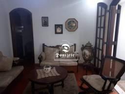Sobrado com 3 dormitórios à venda, 122 m² por r$ 580.000,00 - jardim cambuí - santo andré/