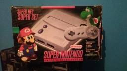 Super Nintendo Baby na Caixa