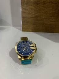 Relógio Diesel 10BAR Dourado ( 2 Modelos Disponíveis )