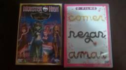 Dois DVDs Originais