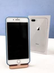 IPhone 8 Plus 64 GB Prata/Branco