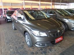 Chevrolet GM Prisma Advantage 1.0 Cinza - 2015