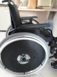 Cadeira de rodas K3 Ortobras 150kg
