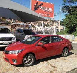 Toyota Corolla 2015 2.0 XEI Flex Automatico Couro Multimidia - 2015