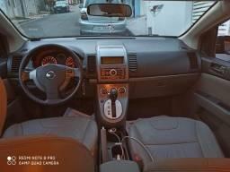 Vendo ou troco nissan sentra automático - 2008