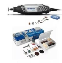 Micro Retífica Dremel 3000 com acessórios