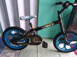 Bicicleta infantil aro 16 bem10