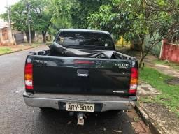Toyota Hilux SRV Diesel, automatica, 4X4 - 2008