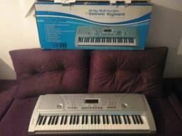 Teclado key board e teclado cassio ctk 1550 zero na caixa!!