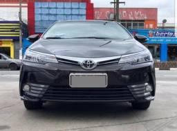 Toyota Corolla 1.8 Gli 2018 16V Flex 4P Automático U. Dona Baixo Km - 2018