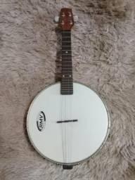 Banjo Elétrico RMV