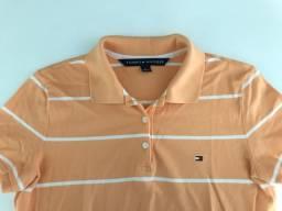 Camisa polo Tommy Hilfiger original feminina