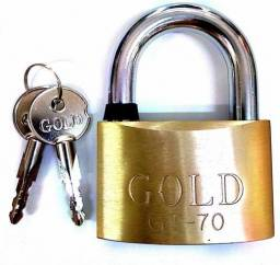 Cadeado Gold GT 70 mm