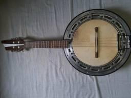 Vendo um banjo Luthier DG