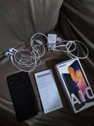 Samsung Galaxy A10 completo pra agora e 350