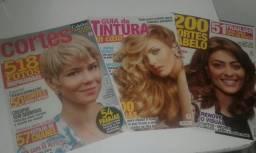 Revistas cortes de cabelo