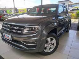 VOLKSWAGEN AMAROK 2.0 HIGHLINE 4X4 CD 16V TURBO INTERCOOLER DIESEL 4P AUT - 2017