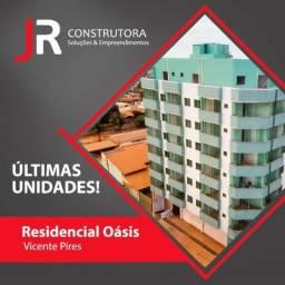 Vendo apartamento 2 quartos em fase terminal na Vicente Pires !