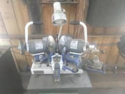 Máquina de afiar alicate de cutícula