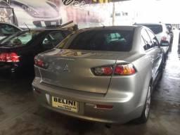 MITSUBISHI LANCER 2011/2012 2.0 16V GASOLINA 4P AUTOMÁTICO - 2012