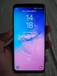 Galaxy S9 Prata 128GB Completo