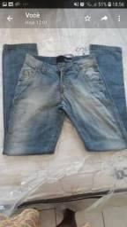 Calca jeans masculino tamanho 36 desapego