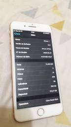 Troco IPhone 8 Plus 256gb