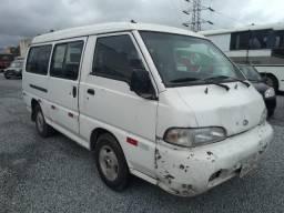 Hyundai 1997 h100 12 lugares Diesel - Repasse - 1997