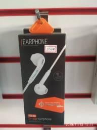 Fones de ouvido para celular vários modelos