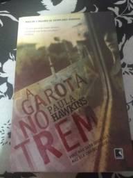 Livro a garota no trem categoria thriller