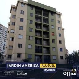 Apartamento  com 3 quartos no Condomínio Amazônia - Bairro Jardim das Américas 2ª Etapa em