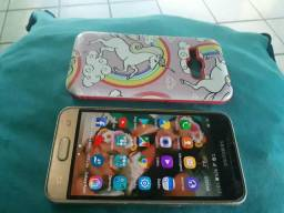 Samsung galaxy J1 normal tela grande !
