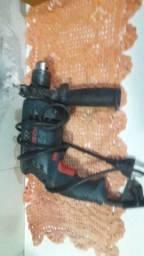 Furadeira bosch csb13 re13 600wb127 v profissional