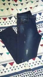 Vendo 2 calças PZK jeans azul e preta