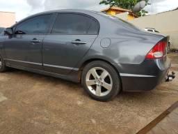 Civic LX S 2007 - 2007