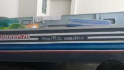 Vendo barco e motor em excelente estado! - 2012