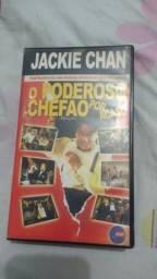 Jackie Chan VHS: o poderoso chefão por acaso dublado