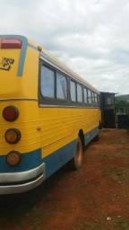 Ônibus Ciferal Lider 1979