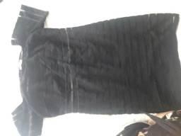 Vestido preto novo