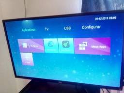 Smart tv led philco android wi fi,32 polegadas