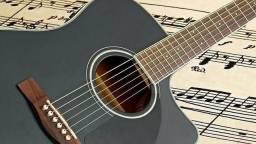 Aprenda tocar violão