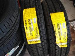 Promoção de pneus 215/75/16, Pirelli 10 lonas!