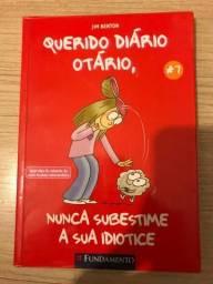 Livro Querido Diário Otário #7