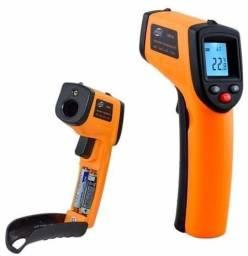 Termômetro Laser Digital Infravermelho Temp -50º-380º